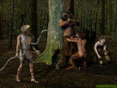 Satyrs and Satyr Transformations